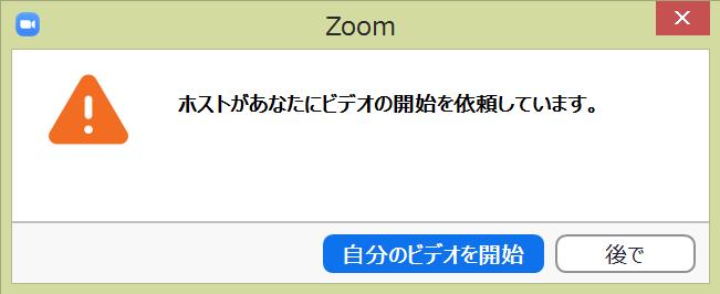 zoomビデオホスト参加者005