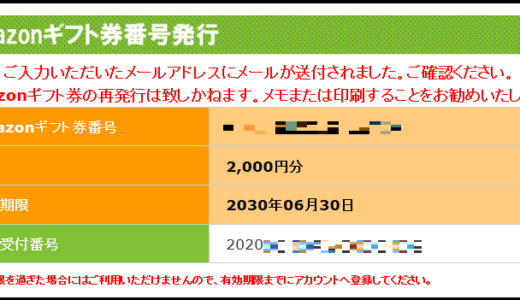 【mineo】紹介制度特典でEJOICAセレクトギフトを交換する方法【amazon】